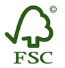 Forest Stewardship Council (FSC) Approved