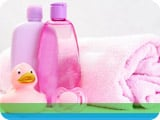 Baby washes, shampoos & oral care