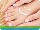 Hands, nails & feet