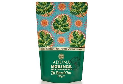 Aduna Moringa Superleaf Powder (275g, loose pouch)