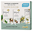 A´kin Soothe & Smooth Hair Trio with Bonus Leave in Conditioner