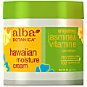 Alba Botanica Hawaiian Jasmine & Vitamin E Moisture Cream