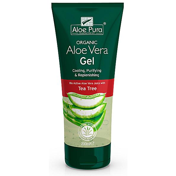 how to use aloe vera gel on oily skin