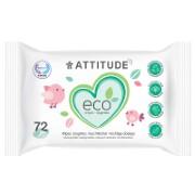 Attitude Eco Baby Wipes