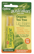 Australian Tea Tree Organic Lip Balm SPF18