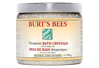 Burt's Bees Therapeutic Bath Crystals