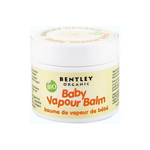 Bentley Organic Baby Vapour Balm