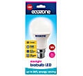Ecozone Biobulb LED B22 Bayonet Fitting Daylight Bulb 14 watts