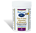 BioCare One A Day Vitamins & Minerals - 30 Tablets