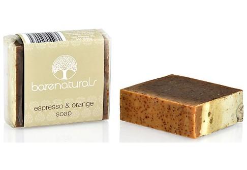 Barenaturals Espresso & Orange Exfoliating Soap