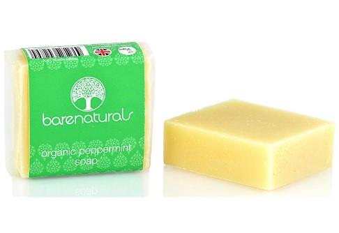 Barenaturals Organic Peppermint Soap