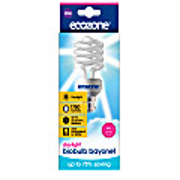 Ecozone Daylight Biobulb 25W (100W Equivalent) Bayonet or Screw Fit
