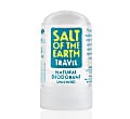 Crystal Spring Salt of the Earth Classic Natural Travel Deodorant