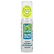 Crystal Spring Salt of the Earth Natural Crystal Travel Deodorant Spray