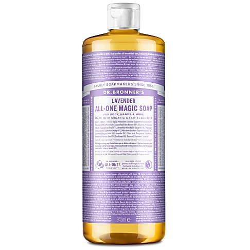 Dr. Bronner's Lavender Castile Liquid Soap - 946ml