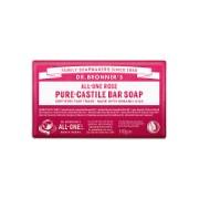 Dr. Bronner's Rose Organic Soap Bar