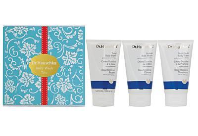 Dr. Hauschka Body Wash Trio Gift Set