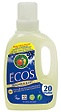 ECOS Earth Friendly Magnolia & Lilies Laundry Liquid (20 washes)