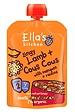 Ella's Kitchen Zingy Lamb & Cous Cous with Mangoes & Raisins Stage 2