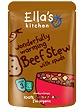 Ella's Kitchen Wonderfully Warming Beef Stew with Spuds Stage 3