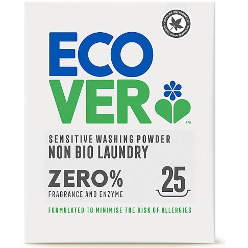 Ecover Zero Non Bio Washing Powder 10 Washes