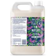 Faith in Nature Lavender & Geranium Shower Gel & Foam Bath - 5L