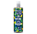 Faith in Nature Lemon & Tea Tree Shower Gel & Bath Foam