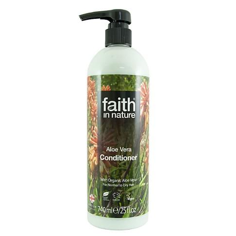 Faith in Nature Aloe Vera Conditioner - 740ml