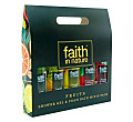 Faith in Nature Fruits Shower Gel & Foam Bath Minis Gift Pack
