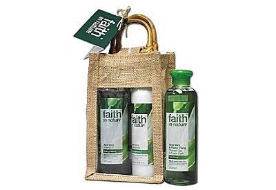 Faith In Nature Aloe Vera Gift Bag