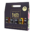 Faith in Nature Limited Edition Shower Gel Minis Gift Pack