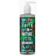Faith in Nature Aloe Vera & Tea Tree Hand Wash