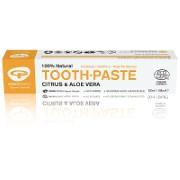 Green People Citrus & Aloe Vera Toothpaste - 50ml