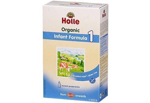 Holle Organic Infant Formula 1