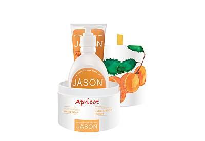 Jason Apricot Gift Set