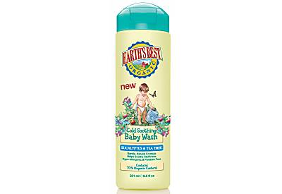 Jason Earth's Best Cold Soothing Baby Wash