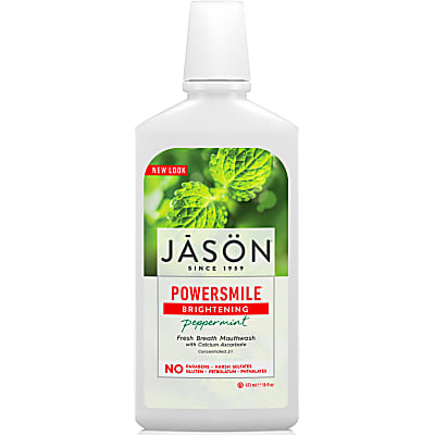 Jason Natural PowerSmile Mouthwash