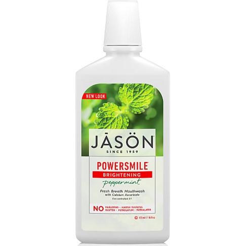 Jason Natural PowerSmile Mouthwash
