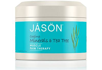 Jason Cooling Minerals & Tea Tree Muscle Pain Therapy