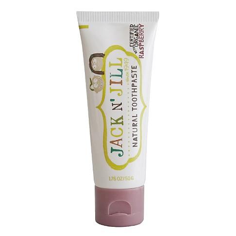 Jack N' Jill Natural Toothpaste Organic Raspberry