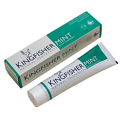 Kingfisher Natural Toothpaste Reviews