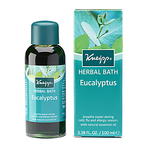Kneipp Eucalyptus Cold Season Herbal Bath