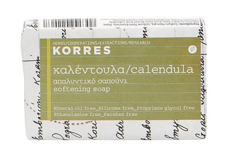 Korres Mini Calendula Softening Soap (40g)