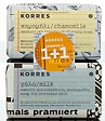 Korres Chamomile & Milk Soaps 1+1
