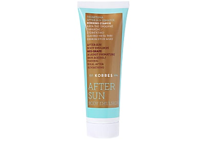 Korres Red Grape After-Sun Body Emulsion