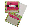 Lady Green Voile De Perfection Green Tea Oil Blotting Paper - for Young Skin