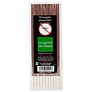 Incognito - Less Mosquito citronella incense sticks