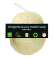 Incognito luxury loofah soap