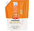 Method Washing Up Liquid Refill - Clementine
