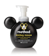 Method Mickey Mouse Foaming Hand Wash - Lemonade